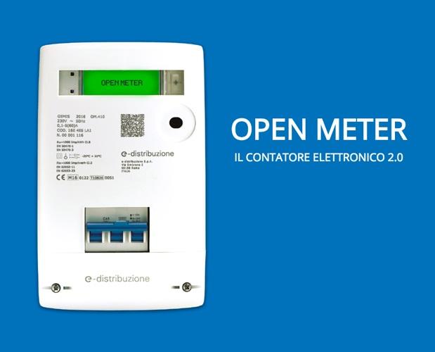 AVVISO SOSTITUZIONE CONTATORI ENERGIA ELETTRICA
